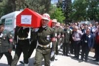 TERÖRİSTLER - Terhisine 70 Gün Kala Şehit Olan Asker Son Yolculuğuna Uğurlanıyor