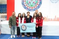 MEHMET AKİF ERSOY - Trabzon'a İlk Kez Madalya Getirdiler
