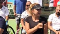 TEKERLEKLİ SANDALYE BASKETBOL - TS Tenis Açıklaması Türkiye Tenis Şampiyonası