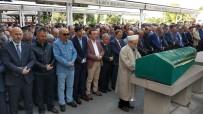 TÜRK KıZıLAYı - Türk Kızılayı Samsun Şube Başkan Yardımcısı Çökmezoğlu Son Yolculuğuna Uğurlandı