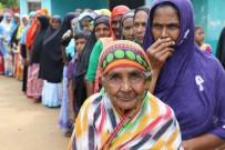 HAYIRSEVERLER - Türkiye, Sri Lankalı Müslümanların Yüzünü Güldürdü