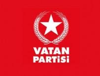ANAVATAN PARTISI - Vatan Partisi'nin milletvekili aday listesi
