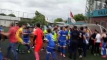 ÇEVİK KUVVET - Yalova'da Amatör Maçta Kavga Çıktı
