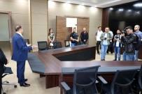 HASTANE - Yozgat Valiliği Yeni Binasında Hizmete Başladı