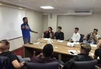 TRABZONSPOR - Yusuf Yazıcı Açıklaması 'Saha Dışında Da Gelişmek Zorundayız'