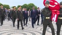 GENELKURMAY - 5. Cumhurbaşkanı Cevdet Sunay Mezarı Başında Anıldı