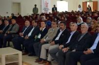 SAYGI DURUŞU - Adilcevaz'da 286 Kursiyere Sertifika Verildi