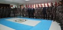 ÖZEL HAREKET - Afrin Kahramanlarından Vali Yıldırım'a Ziyaret