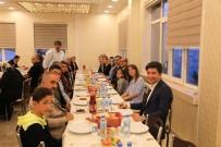 TÜRKİYE CUMHURİYETİ - Ahlat'taki Şehit Aileleri Ve Gaziler İftarda Buluştu
