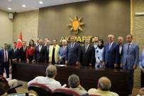 MILLETVEKILI - AK Parti Hatay Milletvekili Adayları İskenderun'da Tanıtıldı