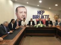 KENAN SOFUOĞLU - AK Parti Milletvekili Adayı Kenan Sofuoğlu Konuştu Açıklaması