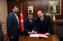 AHMET KARAKAYA - AKÜ İle İŞKUR Arasında Protokol İmzalandı