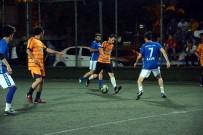 ÖZGÜR ÇEVİK - Aliağa Gençlik Turnuvası Nefes Kesti
