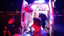 AKDENIZ ÜNIVERSITESI - Antalya'da silahlı yaralama!