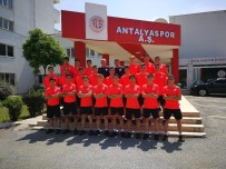 ANTALYASPOR - Antalyaspor U16 Takımı 2'Nci Oldu