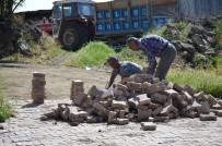 BÜYÜKŞEHİR YASASI - Arguvan Belediyesi Yenileme Çalışmalarına Devam Ediyor