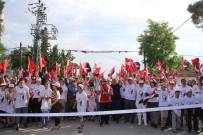 FATIH KıZıLTOPRAK - Atatürk Koşusu Heyecanı Ergene´De Yaşandı