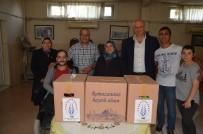 AVRUPA - Avrupa Kütahyalılar Federasyonu'ndan Ramazan Yardımı