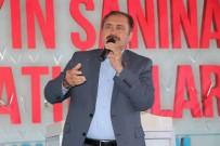 İLHAMI AKTAŞ - Bakan Eroğlu Açıklaması 'Türkiye'nin Üzerine Büyük Oyunlar Oynanıyor'
