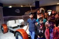 ASTRONOMI - Başarılı Gençler Uzayı Keşfetti