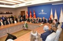 MILLETVEKILI - Başbakan Yardımcısı Çavuşoğlu Açıklaması '25 Haziran Sabahı Türkiye'de Güven Ve İstikrar Daha Da Güçlenecektir'