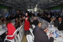 YÜZME HAVUZU - Başkale Belediyesinden İftar Yemeği