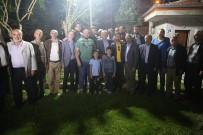 REFERANS - Başkan Büyükkılıç, Kocatepe Mahallesini Ziyaret Etti