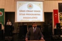 SİVİL TOPLUM - Başkan Çetindağ  'Biz Büyük Bir Çiftçi Ailesiyiz'