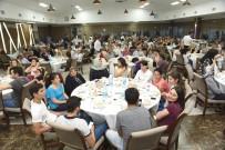 KARABAĞ - Başkan Yılmaz, İzmir'de Balıkesirliler İle Buluştu