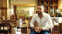 SARAYBOSNA - 'Bayrağımı Her Yerde Dalgalandırmak İstiyorum'