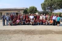 HALKBANK - Belediye Şirket Personelinin Yüzü Güldü