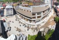 BİTLİS - Bitlis'te İkinci Etap Sokak Sağlıklaştırması