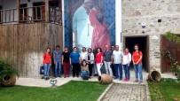 SİVİL TOPLUM - Bozüyük Kültür Evi Ve Osman Hamdi Bey Evi'ne Ziyaretçi Akını