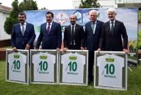 Bursa'ya Yeni Yapılacak Olan Spor Lisesi Projesinde İmzalar Atıldı