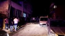 BEBEK - Cezaevinden Kaçtı, Birlikte Yaşadığı Kadını Bıçaklayıp Rehin Aldı