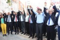 HAKAN KILIÇ - CHP Adıyaman Milletvekili Adaylarına Coşkulu Karşılama