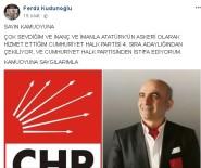 İSTİFA - CHP'li Milletvekili Adayı Sırasını Beğenmedi, İstifa Etti