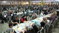 ESKİŞEHİR - Emek'te 6 Bin Kişi İftarda Buluştu
