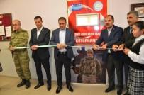 KÜTÜPHANE - Erciş'te Açılan Ay Yıldızlı Kütüphaneye Şehidin Adı Verildi