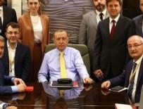 HASSASIYET - Erdoğan: Onları vekil listesine koymadık çünkü...