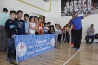 GENÇLİK VE SPOR İL MÜDÜRÜ - Erzincan'da Geleceğin Sporcuları Keşfediliyor