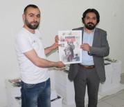 DADAŞKENT - Erzurum'un İlk Ekonomi Gazetesi İş'te Erzurum 5 Bin Tirajla Çıktı