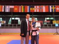 BERLIN - Eskişehirli Sporcu Almanya'dan Altın Madalya İle Döndü