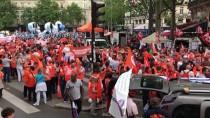 OTOBÜS DURAĞI - Fransa'da Memurlar Üçüncü Kez Genel Grevde