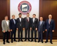 DıŞIŞLERI BAKANLıĞı - Gaziantep Sanayi Odası'na 'Hayırlı Olsun' Ziyaretleri