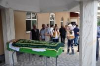AHMET SARı - Hastane Çalışanı Son Yolculuğuna Uğurlandı