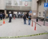 HASTANE - Hastanede silahlı saldırı: 2 ölü