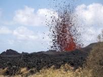 BİLİM ADAMI - Hawaii Kilauea Yanardağı 20 Gündür Alev Püskürtüyor