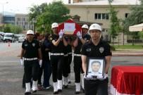 KALP KRİZİ - Hayatını Kaybeden Polis Memuru İçin Tören Düzenlendi