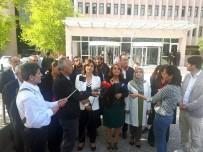 GRUP BAŞKANVEKİLİ - HDP'liler Demirtaş'ın Tahliyesi İçin Verilen Ret Kararına İtiraz Etti